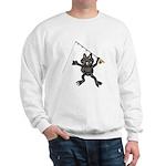 FISHING FUN Sweatshirt