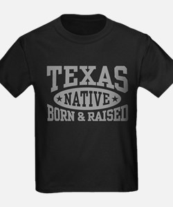 Texas Native Born and Raised T