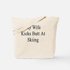 Cute Wife Tote Bag