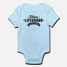 Future Lifeguard Like My Mommy Body Suit