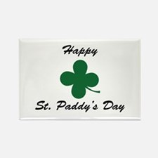 Happy St. Paddy's Day Magnets