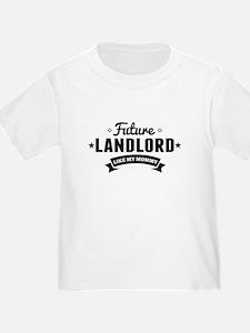 Future Landlord Like My Mommy T-Shirt