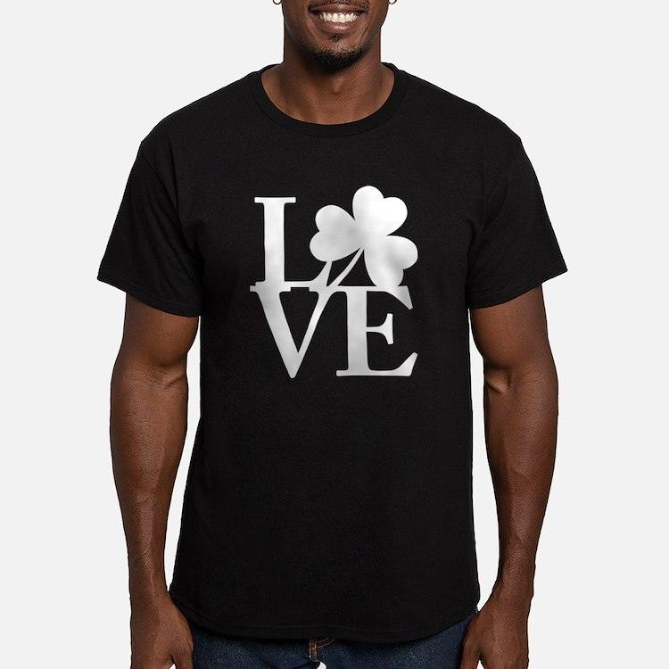 Cute Irish love T