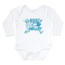 Unique Nerdy Long Sleeve Infant Bodysuit