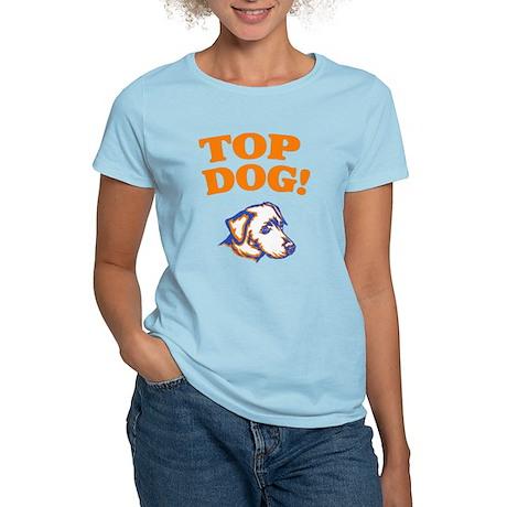Blue Lacy Women's Light T-Shirt