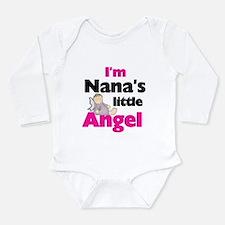 Cute The kids Long Sleeve Infant Bodysuit