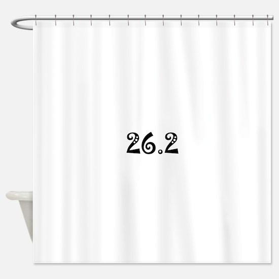 Cute 26.2 Shower Curtain