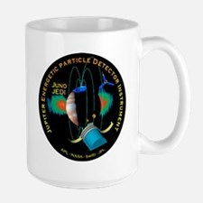 Juno New Frontiers MugMugs