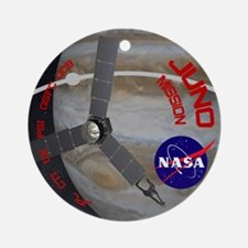 Juno: Program Patch Ornament (Round)