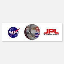 Juno Program Bumper Bumper Bumper Sticker