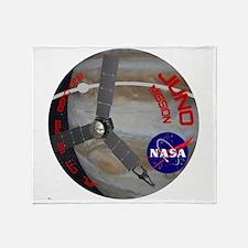 Juno: Program Patch Throw Blanket