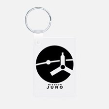 Energetic Particle Instrum Aluminum Photo Keychain