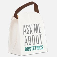 Obstetrics Canvas Lunch Bag