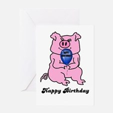 HAVE A TERRIFIC DAY BIRTHDAY Greeting Card