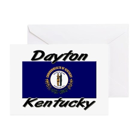 Dayton Kentucky Greeting Cards (Pk of 10)