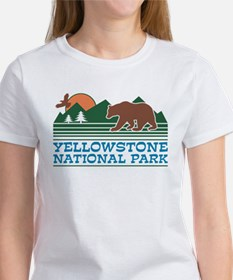 Yellowstone National Park Women's T-Shirt