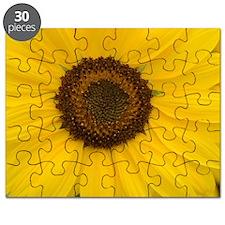 Cute Sunflower Puzzle