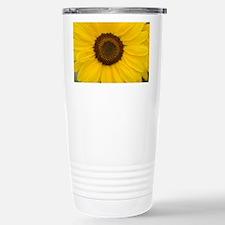 Unique Sunflower Travel Mug