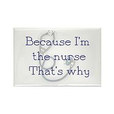 Nurse Rectangle Magnet (100 pack)