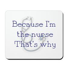 Nurse Mousepad