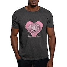 KiniArt Doodle Mom T-Shirt