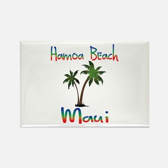 Hamoa Beach Maui Magnets