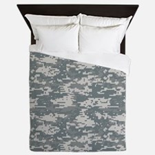 CAMO DIGITAL URBAN Queen Duvet