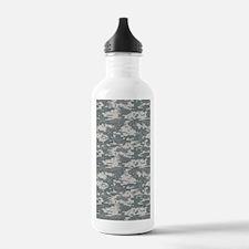 CAMO DIGITAL URBAN Water Bottle