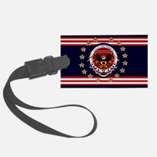 Donald Trump 2016 President Luggage Tag