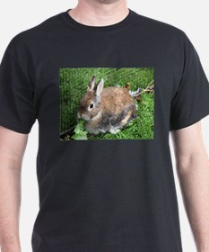 Cute Brown Rabbit T-Shirt