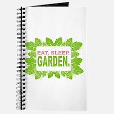 Eat. Sleep. Garden. Journal