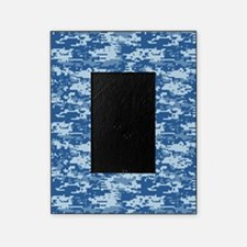 CAMO DIGITAL NAVY Picture Frame