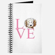 KiniArt Doodle Love Journal
