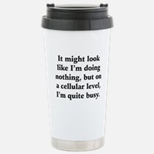 Funny Do like Travel Mug