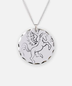 winged horse pegasus Necklace