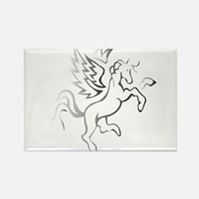 winged horse pegasus Magnets