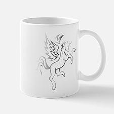 winged horse pegasus Mugs