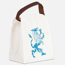Werewolf spirit drawing Canvas Lunch Bag