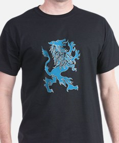 Werewolf spirit drawing T-Shirt