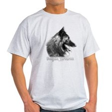 Cute Belgian laekenois dog breed T-Shirt