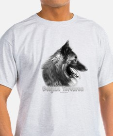 Cute Belgian sheepdogs T-Shirt