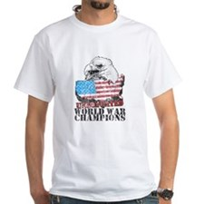 Unique Back back world war champions Shirt
