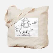 Explorer Baby Tote Bag