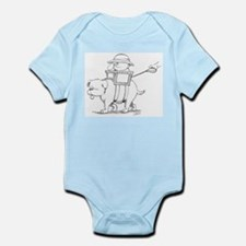Explorer Baby Body Suit
