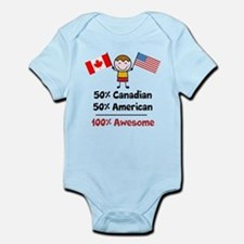 Custom add flag and country Onesie