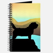 Petit Basset By The Sea Journal