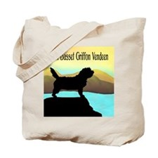 Petit Basset By The Sea Tote Bag