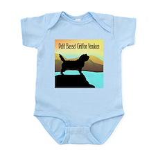 Petit Basset By The Sea Infant Bodysuit