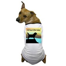 Petit Basset By The Sea Dog T-Shirt