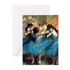 Funny Artistic Greeting Cards (Pk of 10)